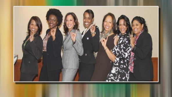 Dallas attorney shares special connection with Kamala Harris as sorority sisters