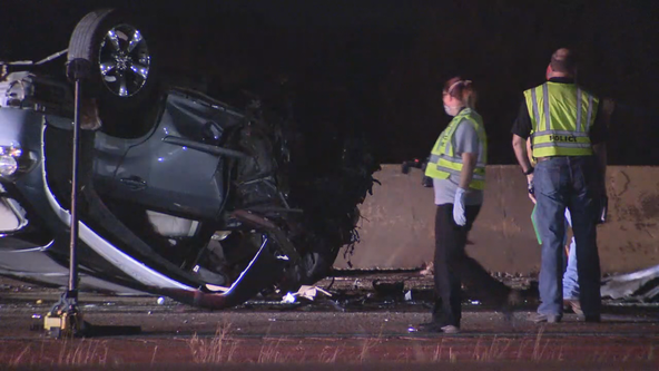 2 killed in wrong-way crash in Cedar Hill