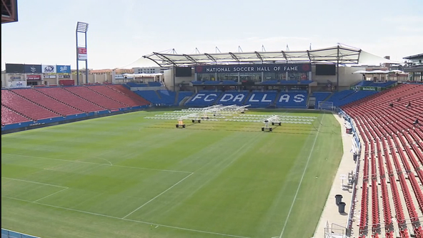 FC Dallas will have fans in the stands for first home game of restarted MLS season