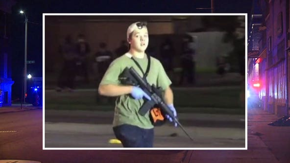 Dallas ISD assignment lists Kyle Rittenhouse as modern-day hero