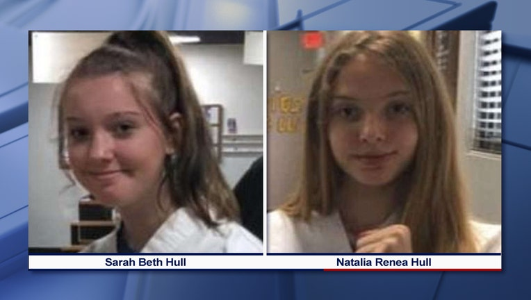 Amber Alert Discontinued After Missing Palo Pinto Sisters Found Safe