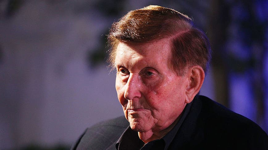 Sumner Redstone, media mogul and longtime top Viacom exec, dies at 97