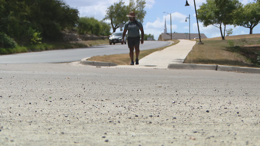 Fort Worth attorney walking to governor's office in Austin to help bring about police reform