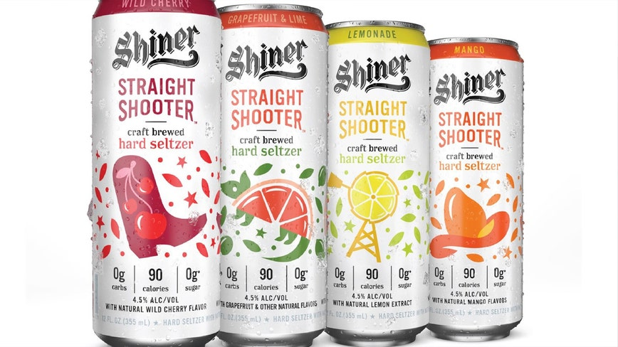 Shiner hard seltzer to be available in Texas stores later this month