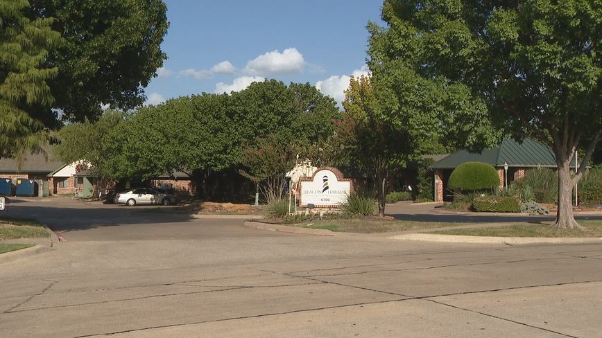 Assisted living facility in Rockwall has reported a COVID-19 outbreak