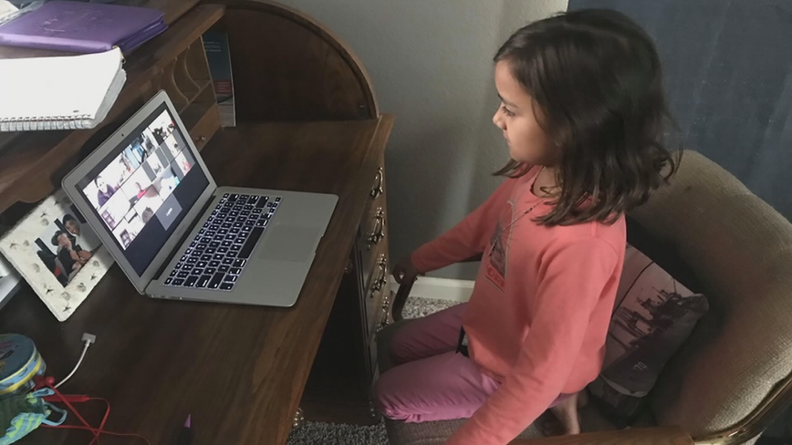 More students kick off the year with virtual classes
