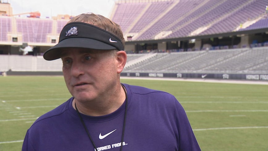 TCU Coach Gary Patterson apologizes after using racial slur
