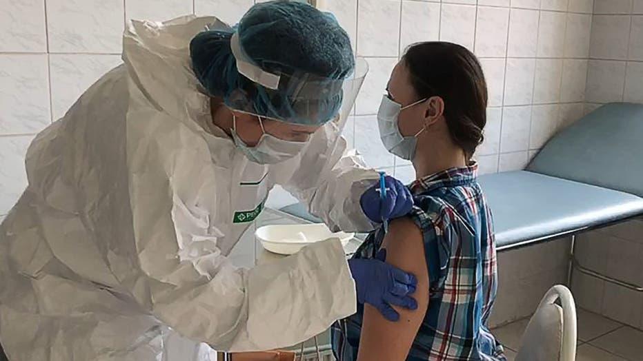 Clinical trials of COVID-19 vaccine begin in Russia