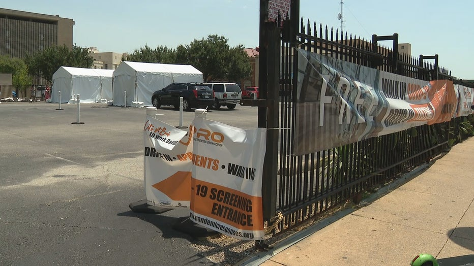 Downtown Dallas Businesses Offering More Covid 19 Testing Sites Open To The Public