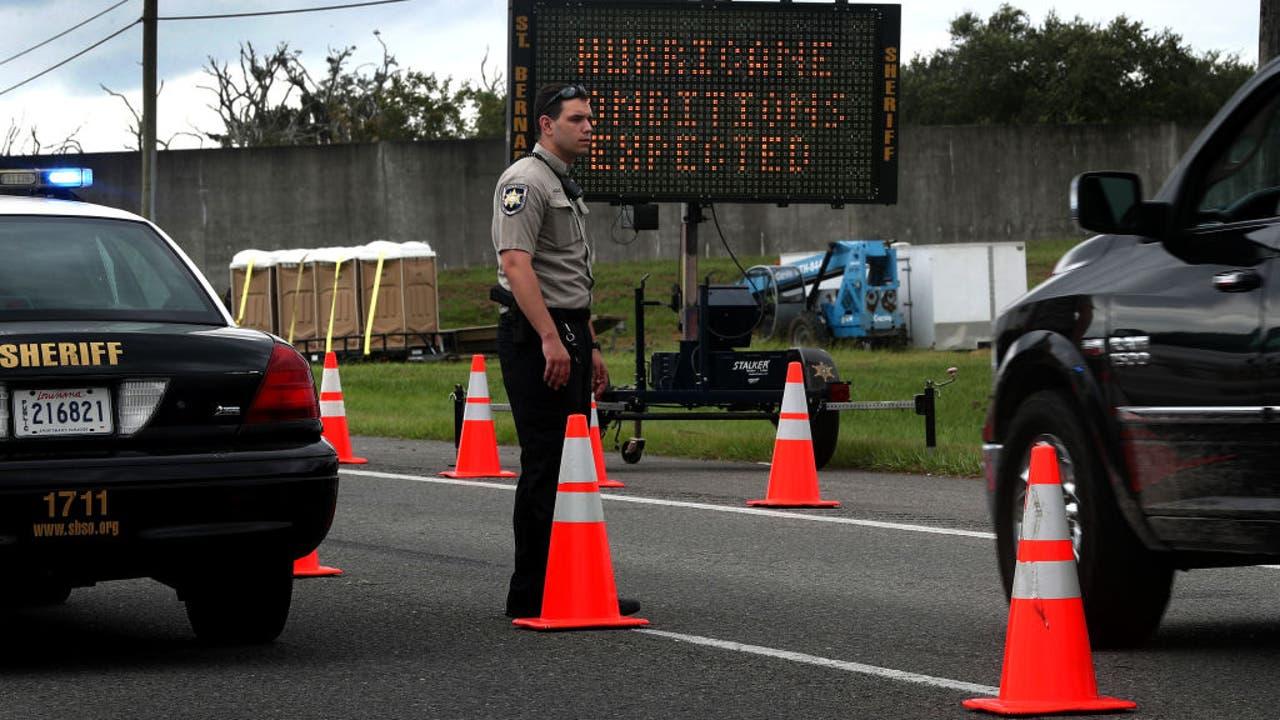 Hurricane Sally threatens Gulf Coast with historic...