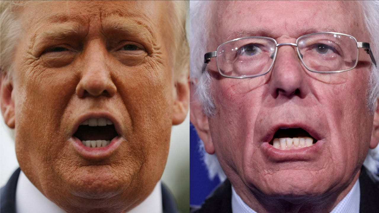 Sanders says there will be a number of...