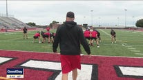 Jon Kitna adjusting to new job as Burleson High School football coach