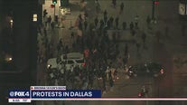 Protests held in North Texas after no officers charged for Breonna Taylor's death
