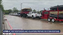 Dallas first responders deploy to Texas coast as Tropical Storm Beta nears