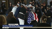 Jeff Engel discusses significance of Justice Ginsburg lying in state