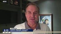 Razor talks Stanley Cup Finals ahead of Game 3