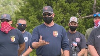 North Texas firefighters describe challenging conditions while battling California wildfires