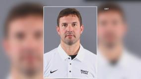 UNT quarterback coach arrested for improper relationship at Argyle High School