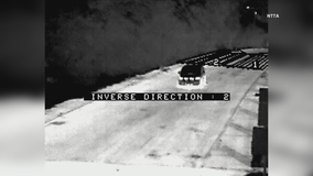 New cameras could detect wrong-way drivers on Dallas North Tollway