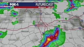 Sept. 1 overnight forecast
