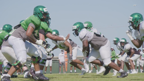 College football returns to North Texas Saturday with extra precautions in place