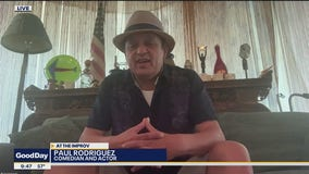 Comedian Paul Rodriguez at the Addison Improv this weekend