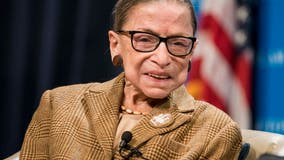 Nation says farewell to late Supreme Court Justice Ruth Bader Ginsburg