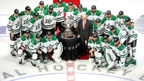 Stats don't matter for Stars in unprecedented run to Stanley Cup Final