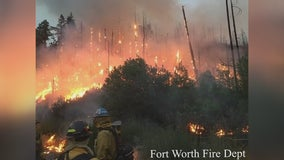 Fort Worth firefighters continue helping battle California wildfires