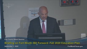 As COVID-19 numbers improve, Fort Worth ISD optimistic in-person classes could resume soon