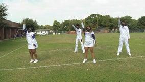 Four Dallas Sunset High School cheerleaders make All-American NCA team