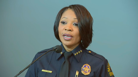 Dallas Police Chief Renee Hall announces resignation after turbulent tenure