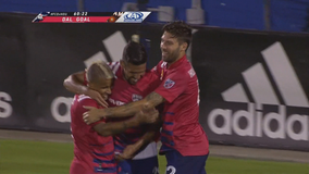 Jara, Ricaurte score to help FC Dallas beat Dynamo 2-1