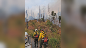 More North Texas firefighters head to California to battle wildfires