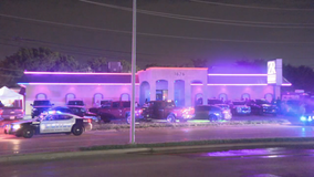 Police investigating after man critically injured in shooting outside Dallas strip club