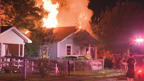 Dallas home damaged by early morning fire