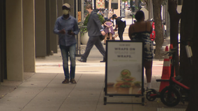 Downtown Dallas businesses starting to see some positive signs, but full rebound could take years