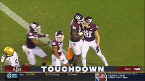 Spiller leads No. 10 Texas A&M over Vanderbilt 17-12