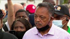 Rev. Jesse Jackson, Blake family urge groups in Kenosha to engage in positive community service