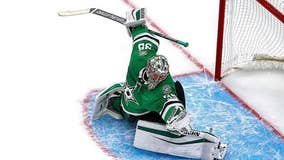 Goalie Anton Khudobin re-signs with Dallas Stars on three-year deal