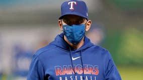 Kelly hits 3-run homer, Diamondbacks beat Rangers 7-0