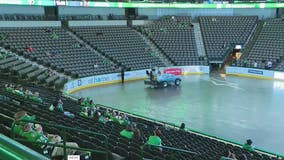 American Airlines Center welcomes fans for first time since COVID-19 outbreak began