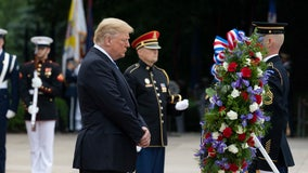 Trump, White House deny report he called fallen soldiers 'losers' and 'suckers'