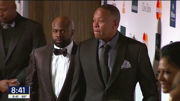 TMZ: Dr. Dre divorce drama & Michael Jordan in NASCAR