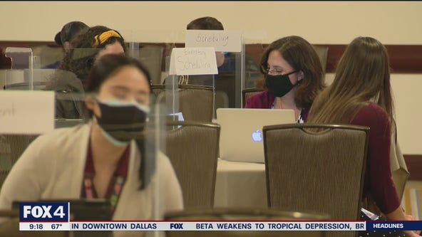 600 children displaced by Hurricane Laura enroll at Dallas ISD