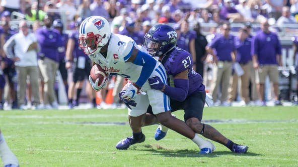 SMU, TCU get 100th edition of rivalry after waiting a year