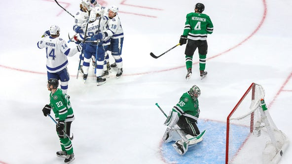 Tampa Bay defeats Dallas 5-4, takes momentum into back-to-back Cup games