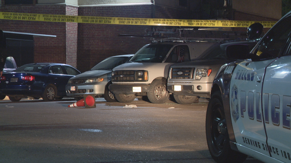 Suspected car burglar shot and killed in Dallas