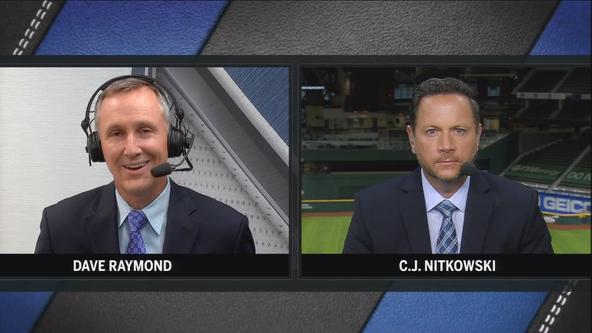 Texas Rangers broadcaster, C.J. Nitkowski, tests positive for COVID-19
