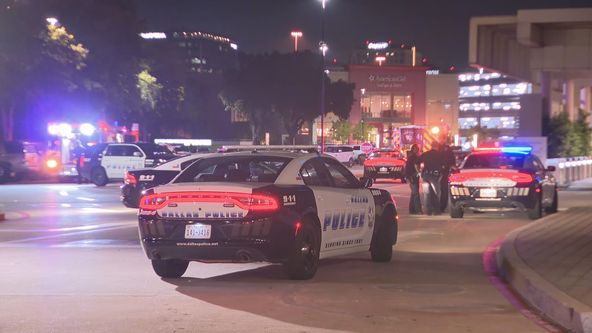 Dallas police investigating fatal shooting in hotel parking lot near the Galleria